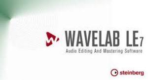 sinds korte tijd masteren met WAVELAB LE7