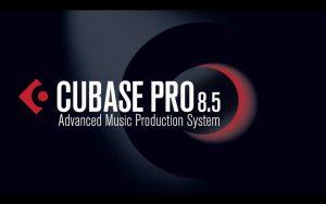 CUBASE 8.5 Pro, de parel van de MUTAZE studio